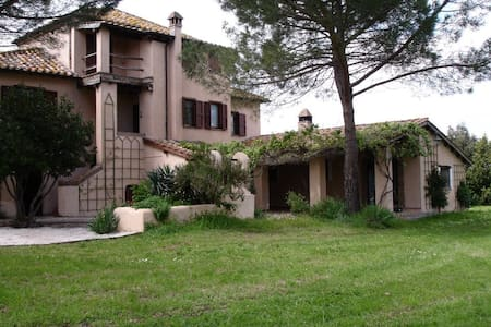 Authentic CountryHouse in WWF Oasis - Corchiano - Vila