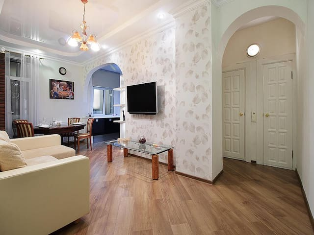 Art Deco apartament центр Витебска - Viciebsk - Serviced apartment