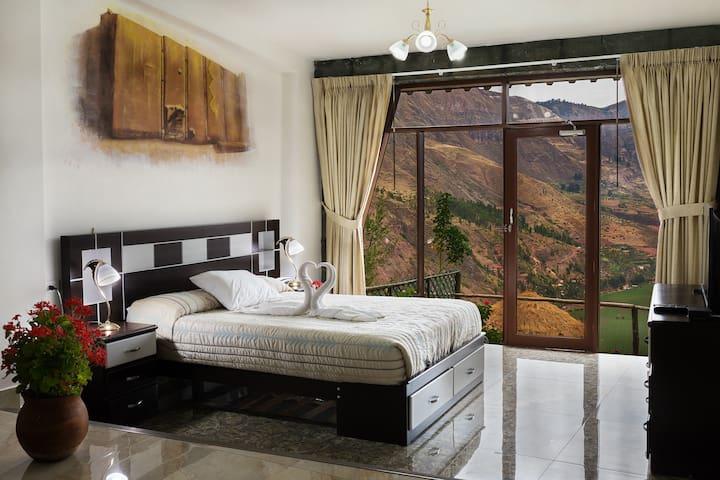 ALTAR INCA GUEST HOUSE - SUITE TUPAC YUPANQUI
