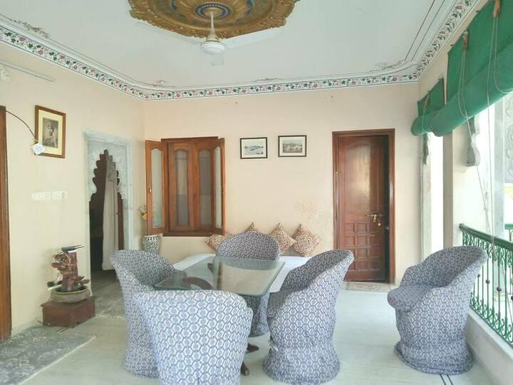 Cozy family suite