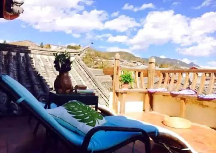 Monet Garden Inn- LiJiang Old  City View Room