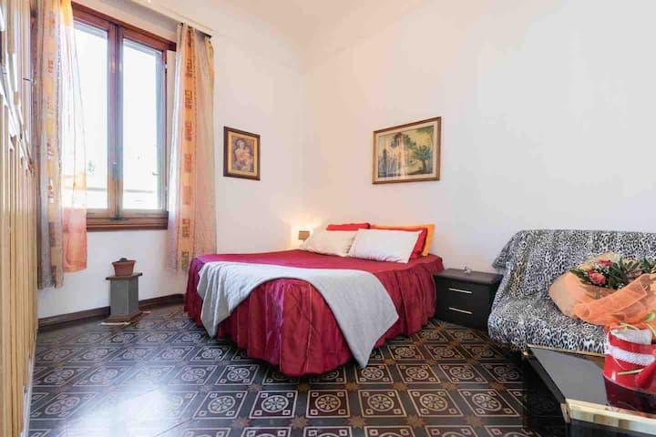 Appartamento Viola - Florence la stanza Girasole