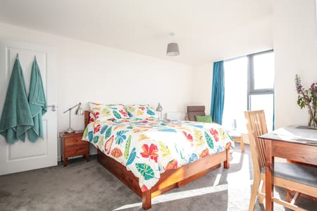 Spacious double room with ensuite - London - Wohnung