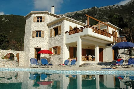Villa Arapaki - Close to Beach & Restaurants - Lefkada - Vila