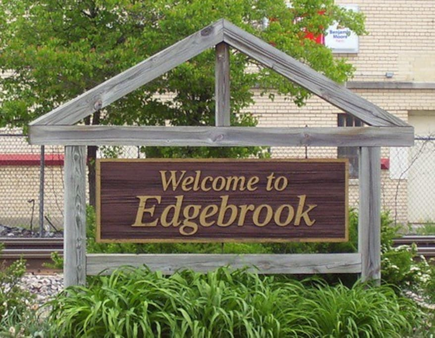 Edgebrook is one of the safest neighborhoods in Chicago.
