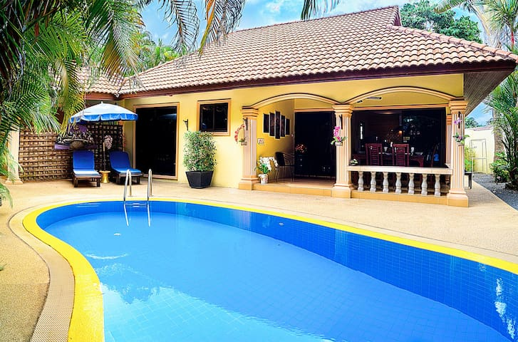 Coconut Paradise 2 Bed pool villa