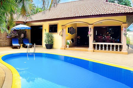 Coconut Paradise 2 Bed pool villa - ラワイ