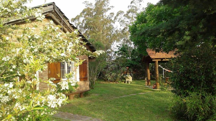 "Guesthouse Amarita, cottage ""Vistamar"" - Araminda - Bungalow"