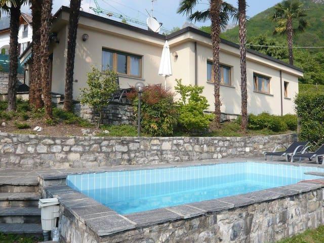 Gemütliches Ferienhaus mit Charme - Valsolda