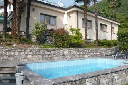 Gemütliches Ferienhaus mit Charme - Valsolda - Σπίτι