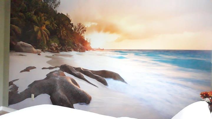 Sunrise, Sunset you peacefully choose!
