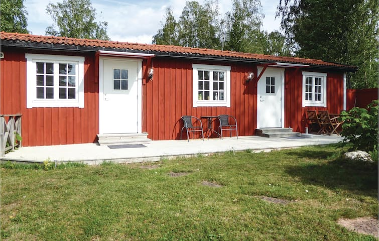 Holiday cottage with 1 bedroom on 36m² in Trosa