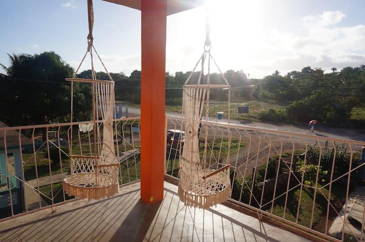 Casa altura con balcón al sol - Cayo Jutías - Santa Lucia - ที่พักพร้อมอาหารเช้า
