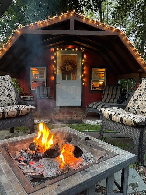 Glamping to the MAX on Main