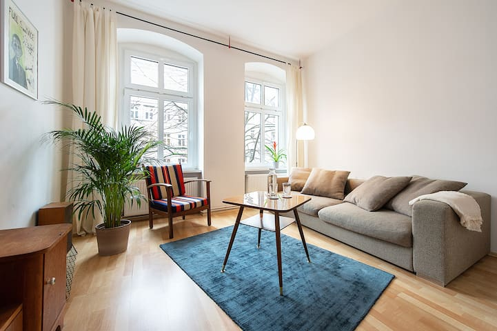 Lovely room in the ❤ of Kreuzberg