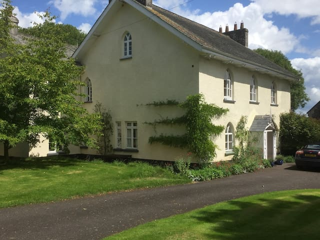 The Beautiful Rectory of St Michael's House