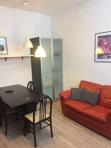 Miniappartamento in zona super centrale