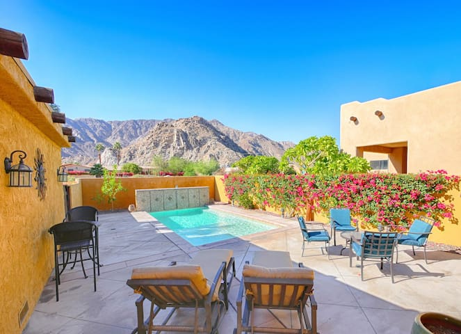 Stunning, unobstructed views, pool, trail.