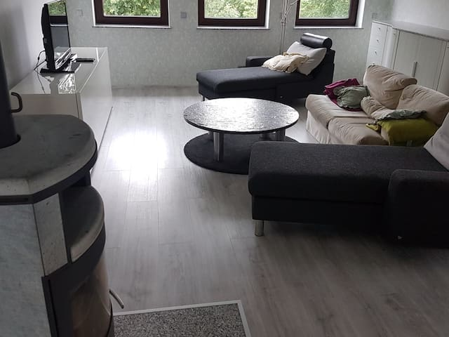 Alleinige, ruhige und großzügige Wohnung mit 120m²