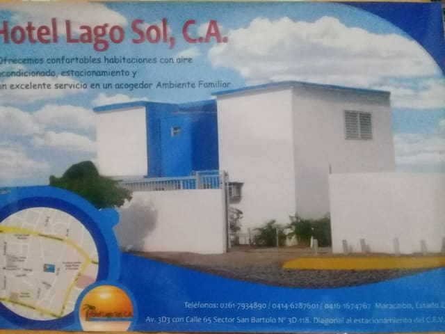 Hotel Lago Sol