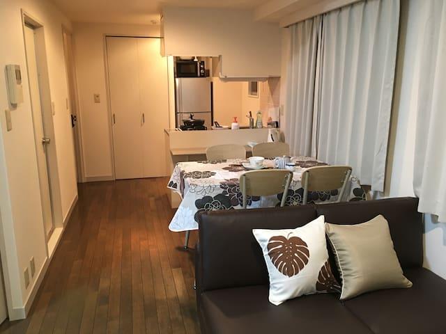 Family Luxury staying near Haneda - Ōta-ku - Huoneisto