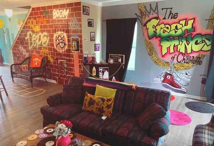 Home Of The 90's