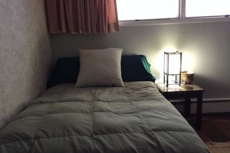 Charming bedroom & private Bathrm - Ann Arbor - House
