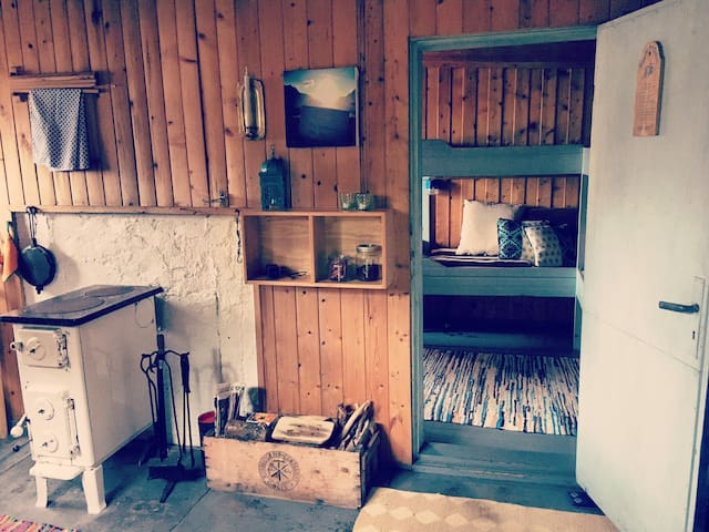 Boathouse Cabin - Ersfjordbotn