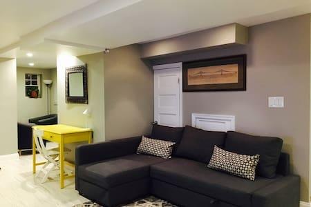Capitol Hill Luxury English Basement-H Street - Washington