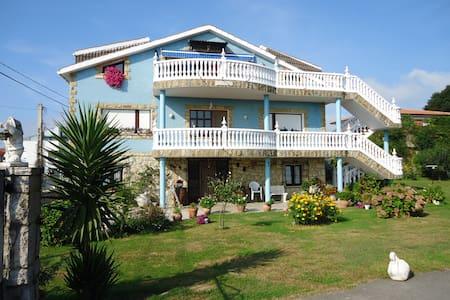 Apartamento con jardín.El Burby III - Somo - Wohnung