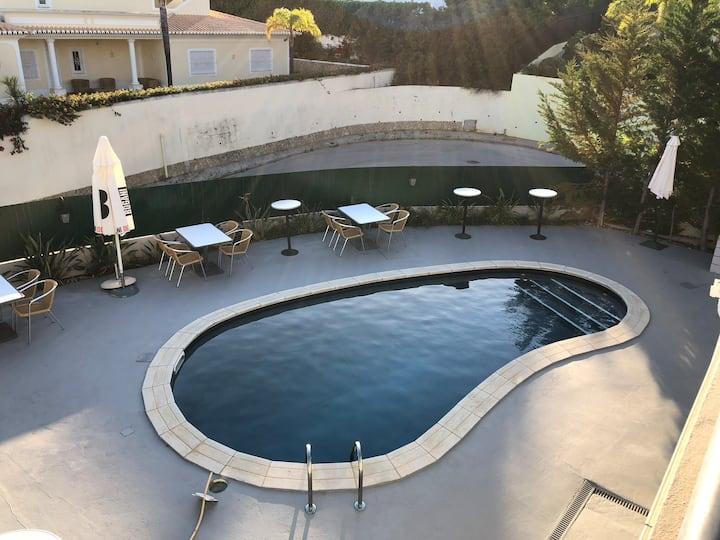 Bom Gosto 2 Private suite /WC/Terrace