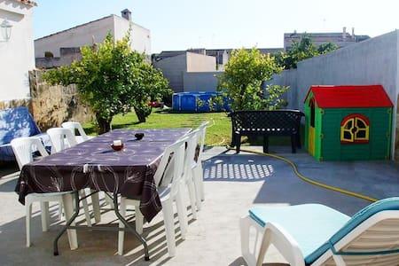 Casa mallorquina con piscina y jardín. Céntrica - Vilafranca de Bonany - Σπίτι