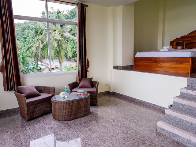 The Lake House Ko Yo Split Level Lake View Suite 2