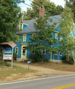 Rm 8 Stonecraft House Union,NH - Wakefield - Bed & Breakfast