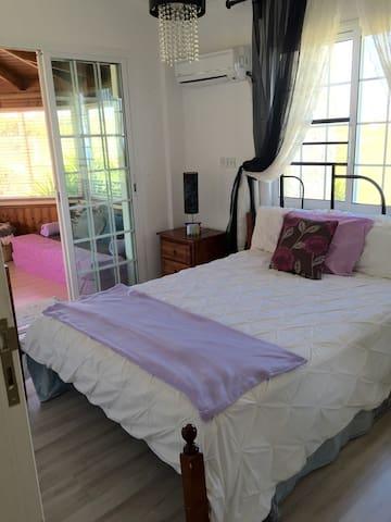 3 beds, attached solarium, perfect location! - Neo Chorio - Vila