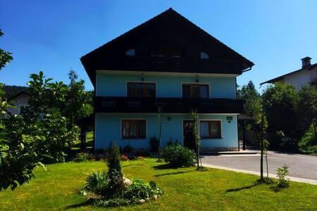 Luxury house in beautiful nature - Tršće - Casa