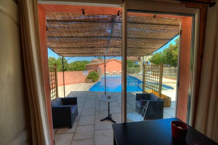 Logement Bora Bora en Provence/Calme/Détente - Néoules - House
