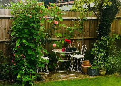 Boutique Bristol - Peaceful Garden - Free parking.