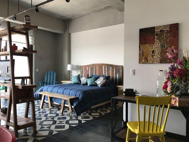 50% descuento departamento nuevo Circulo Frances - Guadalajara - Apartment