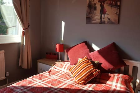 Double bedroom close to Rowley Mile - Newmarket - 独立屋