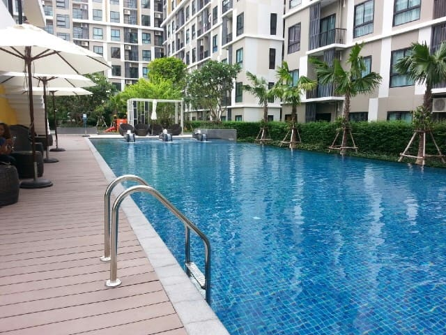 iCondo Salaya:prime in Nakornpathom (6mth rental) - TH - Apartemen