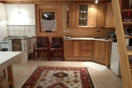 40m2 Holzhüttenfeeling /Im Herz Leondings