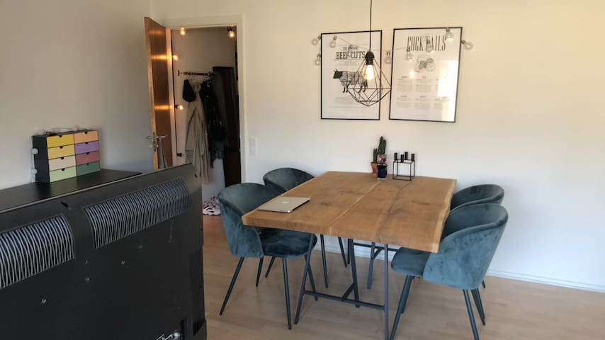 Cosy small apartment in the centre of Herning