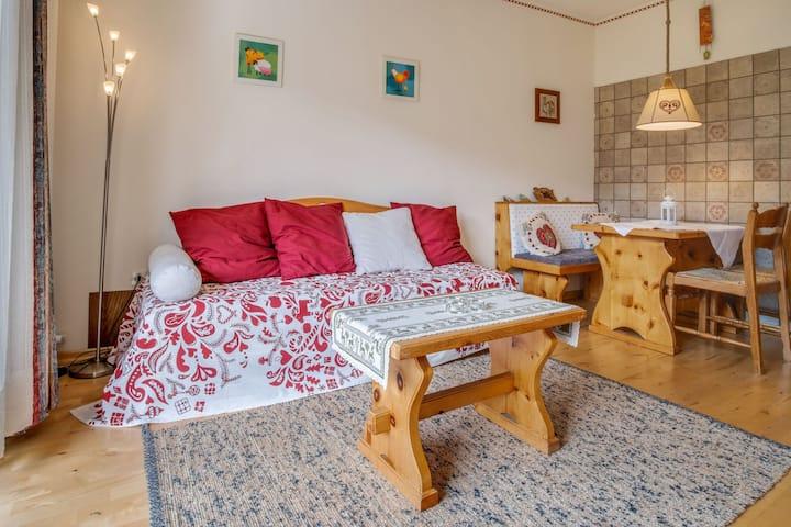 Herrliche Wohnung in Bad Kleinkirchheim, umgeben von Gipfeln