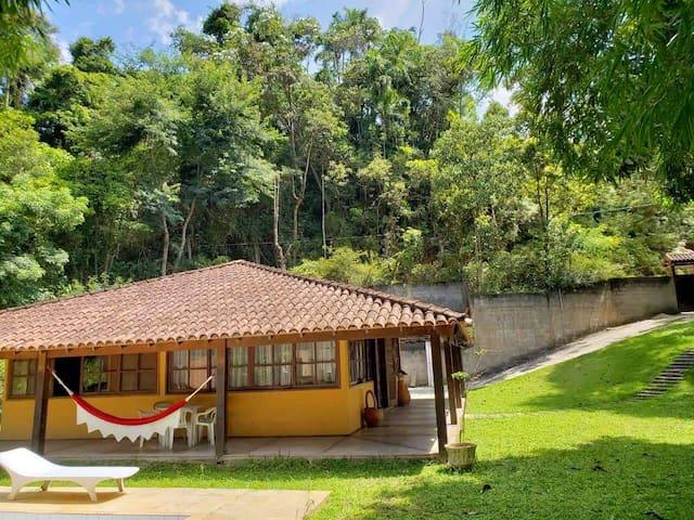 Casa Cor Lumiar - Beira de rio