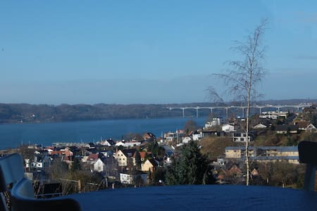 View of Vejle Fjord - Vejle - 独立屋