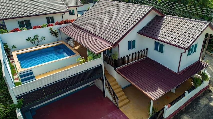 Baanjoy  private  pool villa