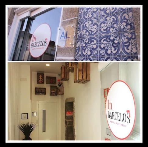 In Barcelos Hostel & Guest House - Quarto Mistério