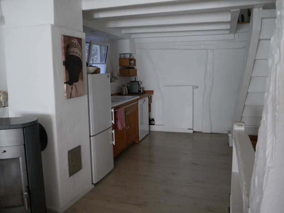 Wohnküche (1. OG)