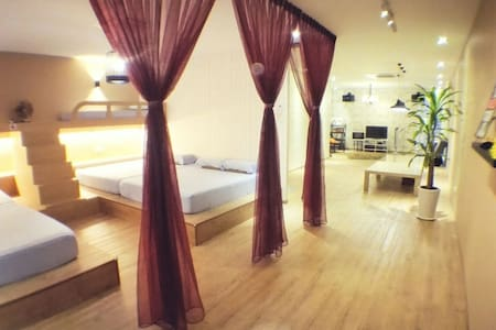 Leisure Open Concept Guesthouse with Karaoke - Muar
